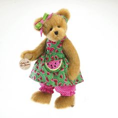 Boyds Bears are the cutest!