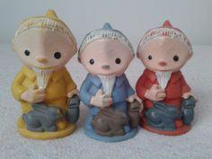 Gumové hračky (přelom 70. a 80.let)