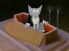 Ernest: o vampiro - Glub Glub