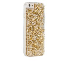 I want the #CaseMate 24 Karat Gold Case for iPhone 6 in Gold Leaf from Case-Mate.com
