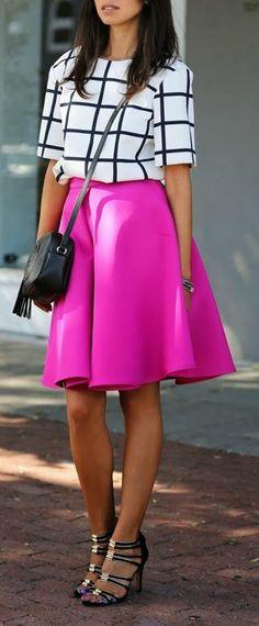 Pink + Pattern