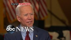 "Former Vice President Joe Biden and his wife, Dr. Jill Biden, spoke to ""GMA"" Co-anchor Robin Roberts about how his campaign is different and his message to D. Jill Biden, Donald Trump Supporters, Robin Roberts, Vice President, Abc News, New Work, Obama, Anchor, Presidents"