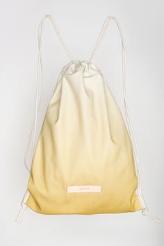 Wild Honey | NOSKA SHOP  #WildHoney #Honey #Yellow #CloudDancer #CreamGold #Gold #drawstring #bag