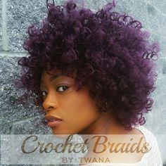 Crochet Braids Roller Set : ... & Curls on Pinterest Crochet braids, Marley hair and Natural hair