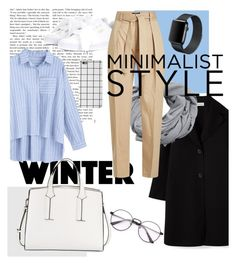 """""""MINIMALIST"""" by kate-n-0000 on Polyvore featuring мода, Puma, French Connection, Apple, MANGO и Polo Ralph Lauren"""