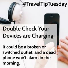 Double Check Your Devices are Charging, it could be a broken or switched outlet, and a dead phone won't alarm in the morning.