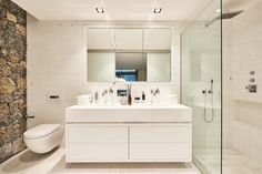 Spain / Altea / Blue Port / Private Residence / Bath Room / Eric Kuster / Metropolitan Luxury