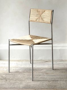 Simple Dining Chair by Rose Uniacke   Rose Uniacke