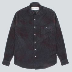 Our Legacy - Jumbo Shirt - Overdyed Tigers – Content Store London
