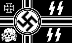 Actual Nazi Flag
