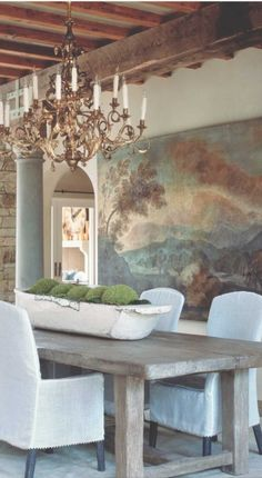 18 Most Enchanting Rustic Dining Room Table Ideas