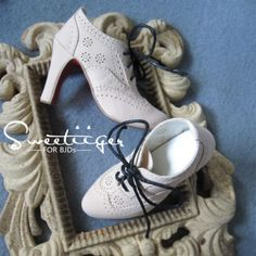 Tii-1-3-High-heeled-SD16-nud-Bullock-shoes-outfit-super-dollfie-BJD-DD-DZ-Luts