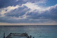 """©Sin titulo, de la serie: """"Mar Campechano"""" 18 de Abril de 2013, Campeche, Camp; México"""