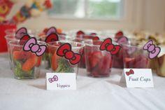 Hello Kitty Party: Snacks
