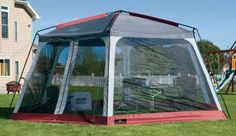 Screen tent!!! I need this!!