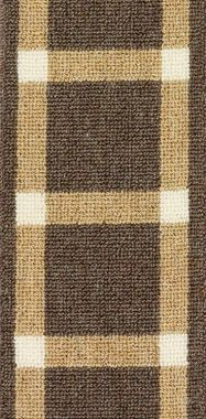 Michael Border - Alex Papachristidis Borders - - W7 Brown, 814 Natural on 739 White - Langhorne Carpet Co., Inc.