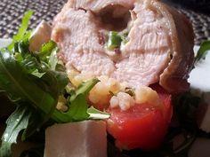 Przepis na klopsiki-szybki obiad-blog kulinarny-codojedzenia.pl Cheddar, Chili, Chicken, Food, Diet, Bulgur, Cheddar Cheese, Chile, Essen
