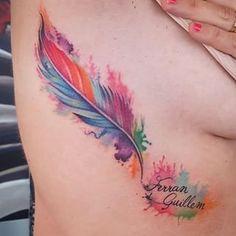 tatuajes de animales acuarela - Buscar con Google