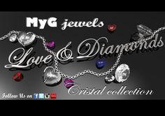 MyG jewels #Love & #Diamonds collection 2013-14