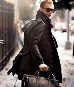 Will Chalker Returns for Coach Fall Winter 2013 Advertising Campaign Men s  Fashion 7de1475dc54