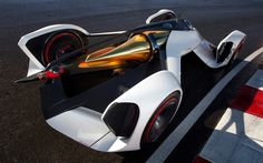 Another futuristic concept from Chevrolet - the 2014 Chaparral