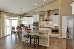 Gorgeous kitchen in Timnath, Colorado #FindYourHome #DRHorton