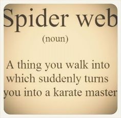 I am a karate master
