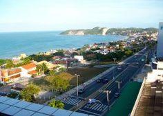 Vista do Apartamento Sea Grapes, Ponta Negra, Natal - Casasbnb.com