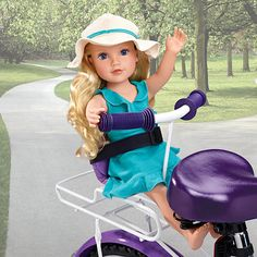 A great bike for her andher friends! Avigo 16 inch Journey Girls Bike from @toysrus