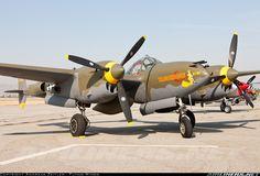 Lockheed P-38L Lightning aircraft picture