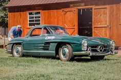 Classic Colorado Grand traveler (pic/source: mbclassiccenter/instagram) / Mercedes Benz #300SL #w198 Mercedes Benz 300, Colorado, Wheels, Bmw, Classic, Travel, Instagram, Derby, Aspen Colorado