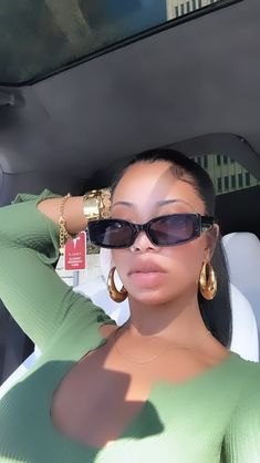 Black Girl Magic, Black Girls, Dearra Taylor, Sunglasses For Your Face Shape, Cute Freckles, Ray Bans, Black Girl Aesthetic, Brown Skin Girls, Star Wars