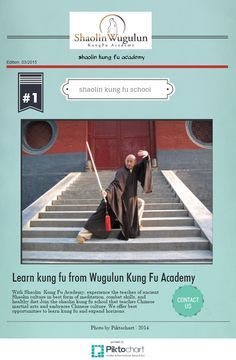 Join the shaolin kung fu school that teaches Chinese martial arts and embraces Chinese culture. We offer best opportunities to learn kung fu and expand horizons.