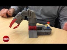 #Tinkerbot a build-your own #Lego-compatible robot kit