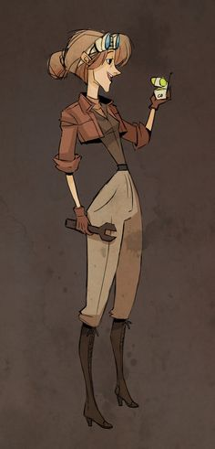by Sam Bragg ✤    CHARACTER DESIGN REFERENCES