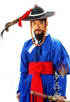 """Immortal Admiral Yi Sun-sin(Hangul:불멸의 이순신;RR:Bulmyeolui I Sun-sin; lit. """"The Immortal Yi Sun-sin"""") is a2004 South Koreantelevision series based on the life of Yi Sun-sin, starringKim Myung-minin the title role. It aired onKBS1 for 104 episodes. The series filmed on location at the actual battle sites. It made extensive use of rendered images and a reconstruction of aturtle ship. Due to the preparation needed, the show took many months to produce."""