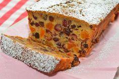 Рождественский кекс - рецепт / Простые рецепты
