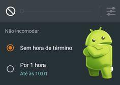 Saiba como remover o sinal de proibido na barra de notificações do seu Android Lollipop, saiba porque você não recebe mais notificações e sons sumiram!