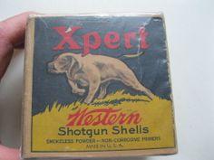 Western Xpert .20 Gauge Shotgun Shell Box