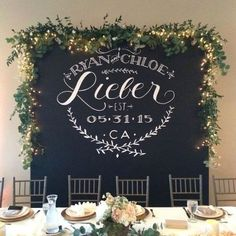 Unique stunning wedding backdrop ideas 25