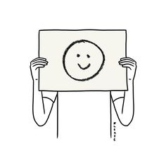 Who am I really presenting to the world. The Tears of a Clown when there's no one around. Pencil Art Drawings, Doodle Drawings, Easy Drawings, Doodle Art, Art Sketches, Simple Doodles, Cute Doodles, Minimal Drawings, Minimalist Drawing