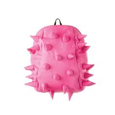 MadPax Spiketus Rex - Half Pack in Pink-a-Dot Polka Dot Backpack, Polka Dot Bags, Pink Polka Dots, Rucksack Bag, Backpack Bags, Fashion Backpack, Small Backpack, Leather Backpack, Toddler Backpack