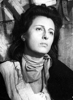 ANNA MAGNANI Internationally noted Academy Award-winning Italian stage and film actress in The Rose. Anna Magnani, Richard Avedon, Movie Stars, Mythology, Cinema, Female, Beauty, Beautiful, Language