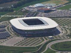 Rhein-Neckar-Stadion Sinsheim, Fußballstadion, Fußball, Hoffenheim