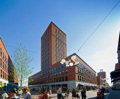 Centrum Ypenburg / Town Centre Ypenburg ( Rapp+Rapp )