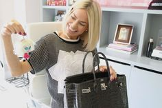 What's In My Handbag: Caroline Stanbury | sheerluxe.com