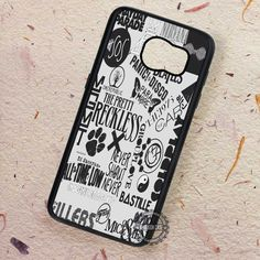 All My Favorite Band Punks - Samsung Galaxy S7 S6 S5 Note 7 Cases & Covers
