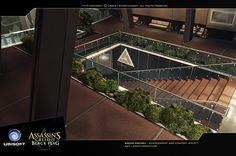 Assassin's creed 4 Black flag ingame screenshots on Behance