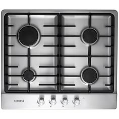 Buy Samsung GN642FFXD Gas Hob, Stainless Steel Online at johnlewis.com