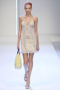 Valentino silk dress 2007
